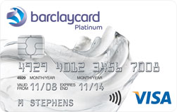 Barclaycard card image* - Worldwide 0% load & no cash withdrawal fee