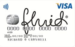 Fluid Everyday Credit Card 20/20