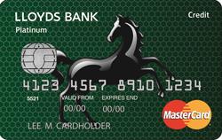 Lloyds Balance Transfer Credit Card 37 months