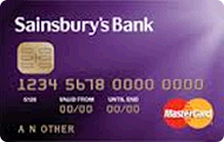 Sainsbury's card image