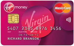 Virgin Balance Transfer Credit Card 40 months