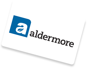 Aldermore savings logo