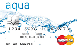Aqua Reward Cashback Card