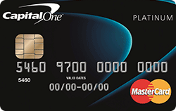 Capital One Classic Extra Cashback Card