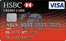 HSBC Balance Transfer Credit Card 32 months