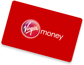 Virgin Money savings logo