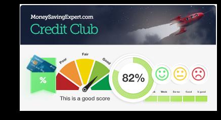 MoneySavingExpert Credit Club
